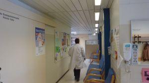 hälsovårdscentralen i Virkby