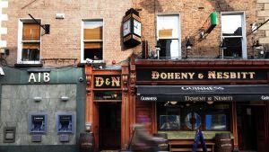 Puben Doheny & Nesbitt i Dublin.