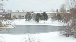Fd yrkesskolan vid Pumpviken i Karis