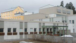 Näse hälsostation i Borgå