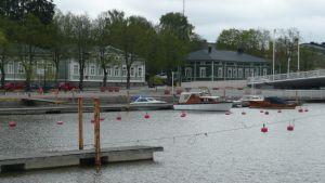 Empirehus vid Borgå å