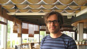 FSU:s verksamhetsledare Tomas Järvinen