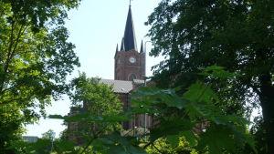 lovisa kyrka i sommarskrud