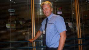 Kai Paldanius, kommunikationschef på Österbottens nödcentral.