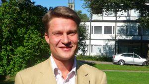 Lovisa bildningsdirektör Thomas Grönholm,