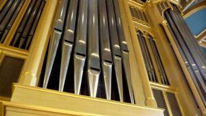 Orgelpipor.