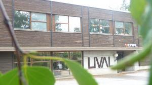 armaturfabriken Livals kontor i Sibbo