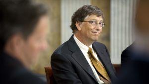 Bill Gates i Washington DC 2010