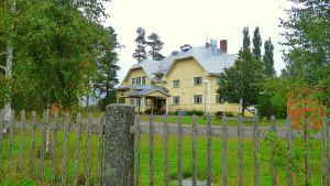 Björkö skola i Korsholm.