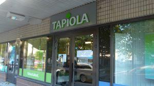 Tapiolas kontor i Vasa
