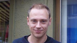 Anders Walls (SFP) är första viceordförande i stadsstyrelsen i Raseborg.