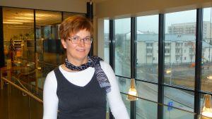 ledaren för småbarnsfostran i borgå - Janita Metsämäki