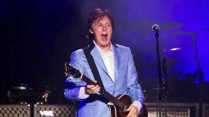 Paul Mccartney i Rio de Janeiro i maj 2011