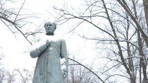 Runebergs staty