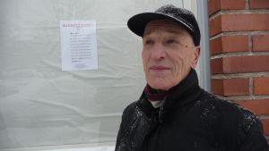 Jaakko Yli-Suomu gläder sig över nytt katolskt kappell