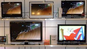 LCD-teven