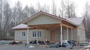 Familjen Ehrman-Södergrans husbygge