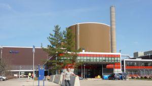 Thomas Buddas, har jobbat på Lovisa kärnkraftverk i över 20 år