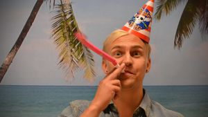 janne grönroos firar sin födelsedag