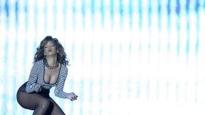 rihanna som dansar