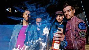Coldplays nya skiva släpps idag