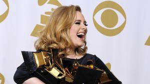 Adele på grammy awards