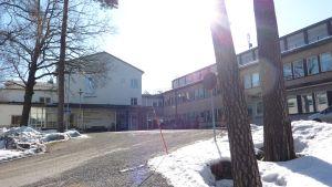 Västra Nylands sjukhus