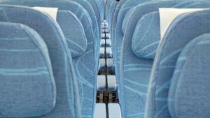 Business class i en Finnair A330