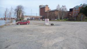 Inre hamnen i Vasa kommer i sommar att rustas upp