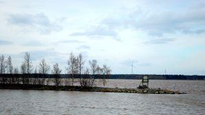 Merventos vindkraftverk i Vasa