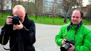 Jens Lax och Johan Geisor