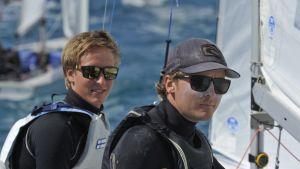 Joonas och Niklas Lindgren