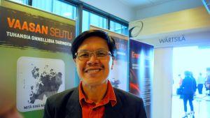 Cheah Choong Kit, Malaysias ambassadör i Finland