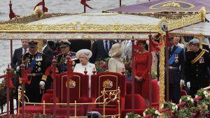 Drottning Elisabeth är populär