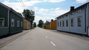 Rådhusgatan i Kaskö