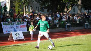 Johan Estlander, Ekenäs IF.