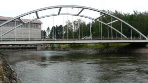 Abborrfors kraftverk i Lovisa