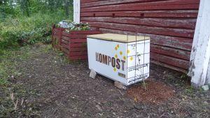 Strömsös nya kompost.