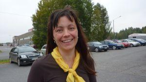 Pia Simons, vd för Simons element