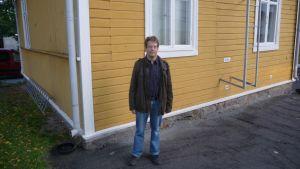 Johan Lindén har facinerats av rymden