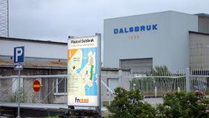 FN-steel i Dalsbruk.