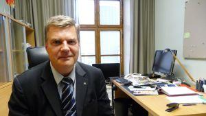 Generalsekreterare Aapo Cederberg