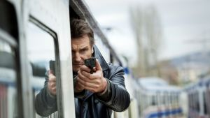 Liam Neeson är tuff i Taken 2