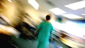 Läkare som skyndar