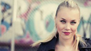 Annette Clarissa Lundell vill bli popartist