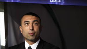 Roberto Matteo, tidigare manager för Chelsea.