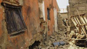 Attack mot en kyrka i Zango-området i Nigeria