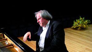 Grigorij Sokolov, pianist