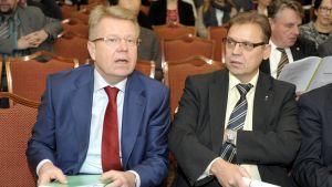 Jyri Häkämies och Lauri Lyly
