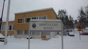 Merituulen koulu i Ingå